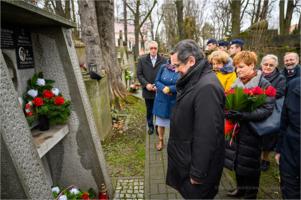 Wspomnienie pułkownika Jerzego Pertkiewicza w 100. rocznicę urodzin
