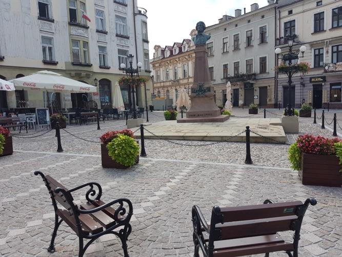 Remont Placu Kazimierza