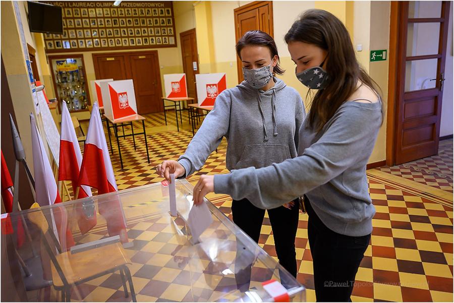 II tura wyborów prezydenckich w Tarnowie