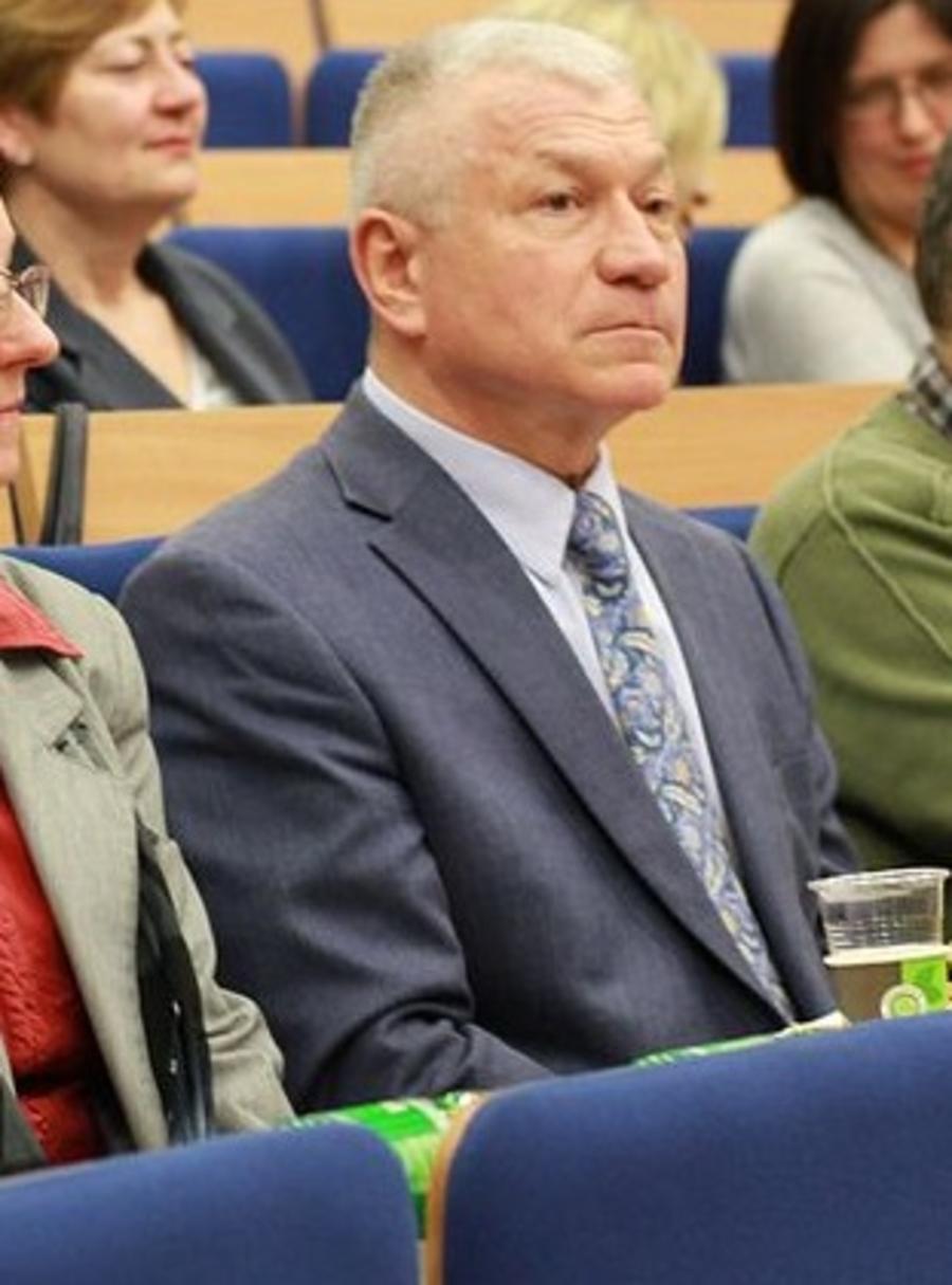 Nowy profesor PWSZ
