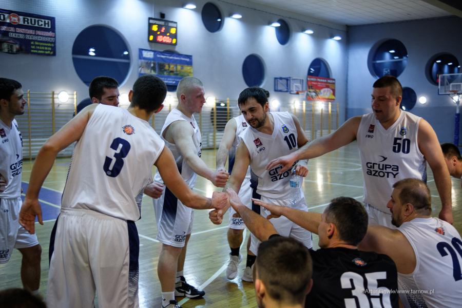Koszykarze MUKS 1811 Unii Tarnów