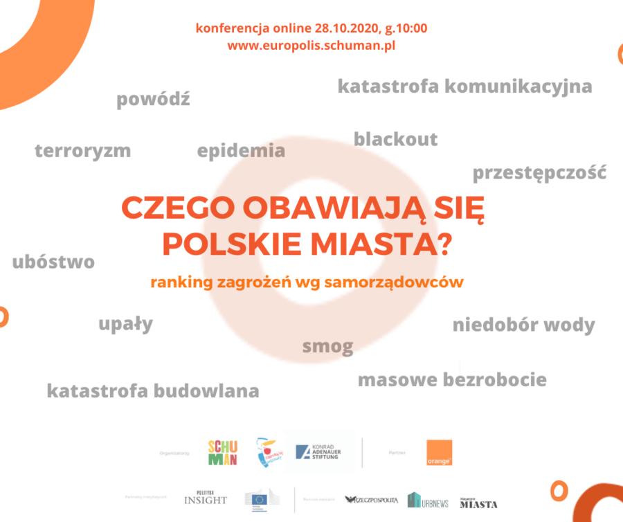 Zagrożenia dla polskich miast