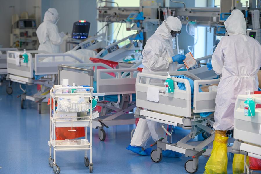 Problemy służby zdrowia