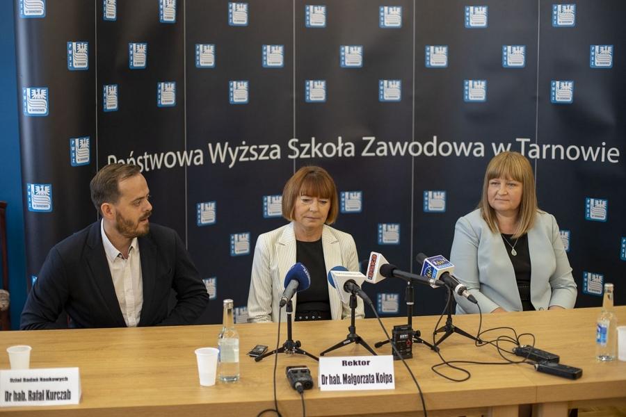 Władze Państwowej Wyższej Szkoły Zawodowej w Tarnowie
