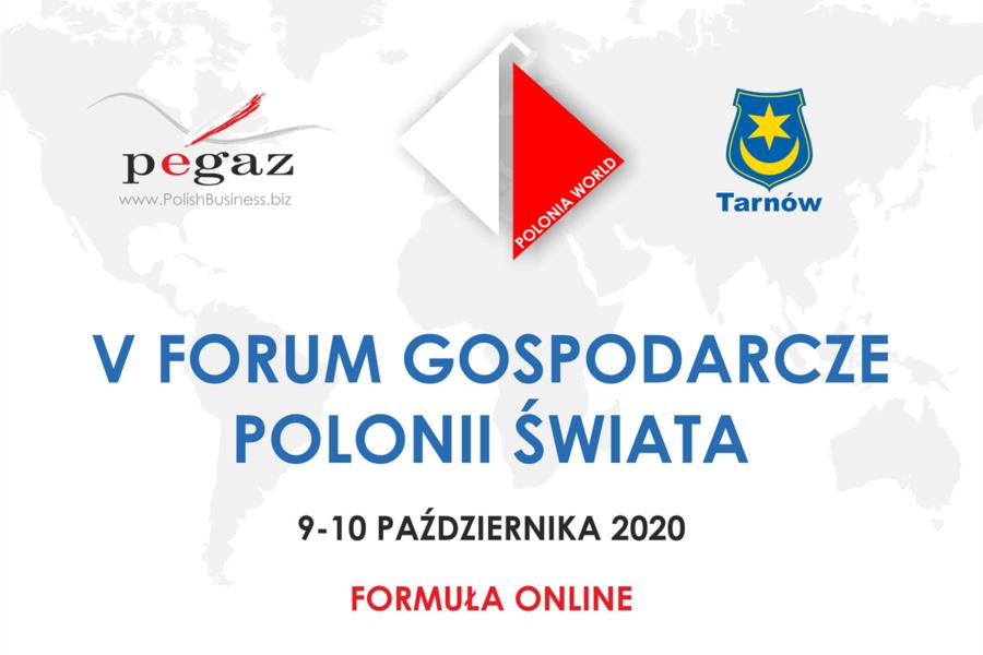 V Forum Gospodarcze Polonii Świata