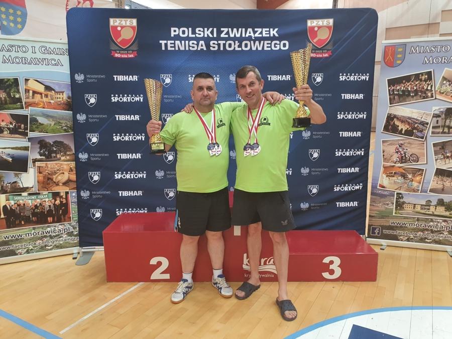 Adam Kieroński i Konstantyn Puszkariow