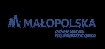Małopolska logo partner